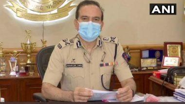 Republic TV  पाहून तरुणाची आयुक्त परमबीर सिंह यांना धमकी; मुंबई पोलिसांचा दावा