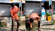 Mumbai: मास्क न घालणाऱ्या लोकांना BMC चा दणका; शहरात झाडू मारण्याची शिक्षा, करवून घेतली स्वच्छताविषयक कामे