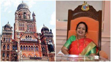 BMC ward committee elections: बीएमसी प्रभाग समिती निवडणुकीस अधिकारी अनुपस्थित, मुंबई महापालिका महापौर किशोरी पेडणेकर यांचा दालतनात ठिय्या