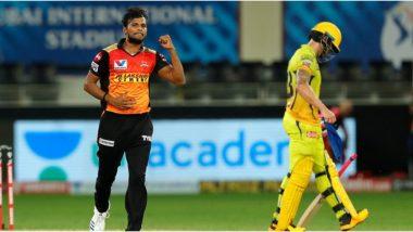 CSK vs SRH, IPL 2020: 'डॅडी आर्मी'वर भारी पडले युवा प्रियम गर्गचे अर्धशतक, हैदराबादच्या 7 धावांच्या विजयाने चेन्नई सुपर किंग्सचा सलग तिसरा पराभव