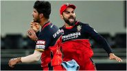 IPL 2021 RCB vs CSK: 'शिष्य' विराटवर'गुरु' धोनीच भारी; चेन्नईची आरसीबीवरएकतर्फी मात