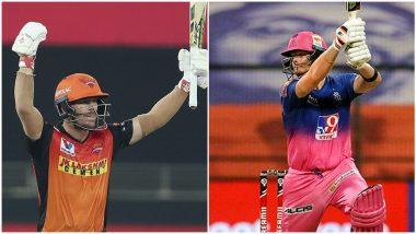 RR vs SRH, IPL 2020: सनरायजर्स हैदराबादचा टॉस जिंकून गोलंदाजीचा निर्णय; दुखापतीमुळे केन विलियम्सन आऊट, जेसन होल्डरला संधी