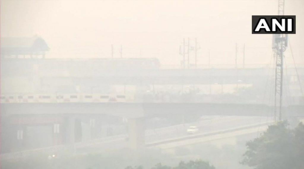 Delhi Air Pollution: दिल्ली-एनसीआर मधील हवेची गुणवत्ता बिघडला; AQI हा 400 च्या पार पोहचला