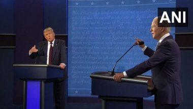 US Election 2020: डोनाल्ड ट्रंम्प आणि जो बिडेन यांच्यामध्ये येत्या 15 ऑक्टोंबरला होणारी Presidential Debate रद्द