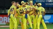 CSK Out of IPL 2020 Playoffs: आयपीएलच्या इतिहासातच प्रथमच महेंद्र सिंह धोनी याचा संघ चेन्नई सुपर किंग्स 'प्लेऑफ'च्या  शर्यतीतून बाहेर