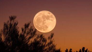Harvest Moon 2020: आज रात्री दिसणार ऑक्टोंबर महिन्यातील पहिला पूर्ण चंद्र, जाणून घ्या कुठे आणि कसा पहाल हार्वेस्ट मून?
