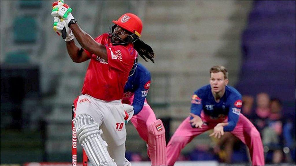 KXIP vs RR, IPL 2020: क्रिस गेलचा नाद खुळा! टी-20 क्रिकेटमध्ये 1000 षटकार मारणारा ठरला पहिला फलंदाज, एका धावाने शतक हुकल्यावर दिली अशी प्रतिक्रिया