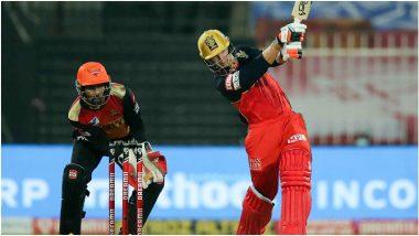 RCB vs SRH, IPL 2020: हैदराबादच्या भेदक गोलंदाजीपुढे आरसीबी फलंदाजांची शरणागती, RCB चे सनरायझर्ससमोर विजयासाठी 121 धावांचे लक्ष्य