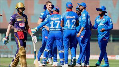 IPL 2021 वर कोरोनाचे संकट! BCCI कडून Delhi Capitals ला क्वारंटाईन ठेवण्याचे निर्देश