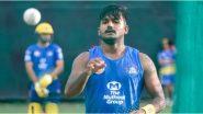 IPL 2020: CSKचावेगवान गोलंदाज केएम आसिफने केलंबायो बबल प्रोटोकॉलच उल्लंघन? पाहा काय म्हणाले संघाचेCEO कासी विश्वनाथन