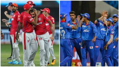 KXIP vs DC, IPL 2020: दिल्ली कॅपिटल्सने जिंकला टॉस, पहिले फलंदाजीचा घेतला निर्णय; दिल्लीसाठी रिषभ पंत IN, तर अजिंक्य रहाणे Out