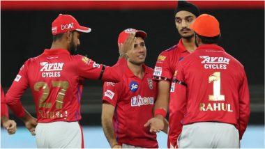KXIP vs SRH, IPL 2020: किंग्स इलेव्हन गोलंदाजांनी SRH च्या तोंडून हिरावला विजयाचा घास, रंगतदार सामन्यात 12 धावांनी पराभव करत लगावलाविजयाचा चौकार