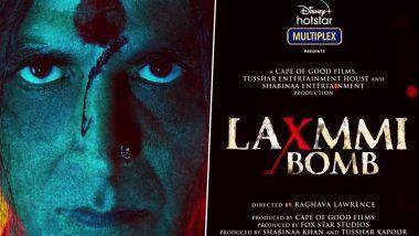 Laxmmi Bomb Renamed to Laxmmi: अक्षय कुमार याच्या लक्ष्मी बम सिनेमाच्या नावात बदल; 'लक्ष्मी' नावाने होणार प्रदर्शित!