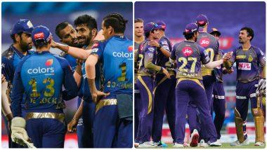 MI vs KKR, IPL 2020: कोलकाता नाईटरायडर्सने टॉस जिंकला; प्रथम फलंदाजी करण्याचा घेतला निर्णय