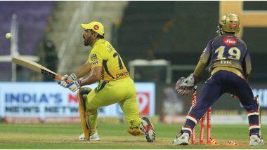 IPL 2021: धोनीचा फलंदाजीचा सराव करतानाचा व्हीडिओ व्हायरल, एका मागोमाग षटकार ठोकत चेंडू पोहोचवला मैदानाबाहेर, पाहा व्हिडिओ