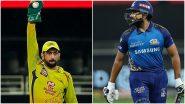 Mumbai Indians Playing XI vs CSK: रोहित शर्मासमोर प्लेइंग इलेव्हनचा पेच, पहिल्या सामन्यात असे असू शकते मुंबई इंडियन्सचे संभाव्य 11