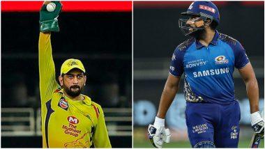 CSK vs MI, IPL 2020: मुंबई इंडियन्सने टॉस जिंकून घेतला गोलंदाजीचा निर्णय; दोन्ही संघांनीPlaying XIमध्ये केले मोठे बदल