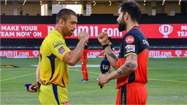 RCB vs CSK, IPL 2020: विराट कोहलीने जिंकला टॉस; आरसीबीचा फलंदाजी करण्याचा निर्णय, चेन्नई सुपर किंग्सकडून मोनू सिंहला संधी