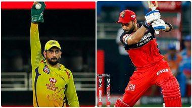 CSK vs RCB, IPL 2020: चेन्नई सुपर किंग्ससमोर रॉयल चॅलेंजर्स बेंगलोरचे आव्हान; विराट कोहली, एमएस धोनीची 'या' नवीन विक्रमांवर नजर
