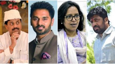 Maha Vikas Aghadi Government:  महाविकासआघाडी सरकारमध्ये आमदार विरुद्ध खासदार, कॅबिनेट मंत्री विरुद्ध राज्यमंत्री संघर्ष; एकाची टीका, दुसऱ्याकडून हक्कभंग