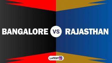 RCB vs RR, IPL 2020: स्टिव्ह स्मिथने टॉस जिंकून घेतला फलंदाजीचा निर्णय, पाहा बेंगलोर-राजस्थानचे प्लेइंग इलेव्हन