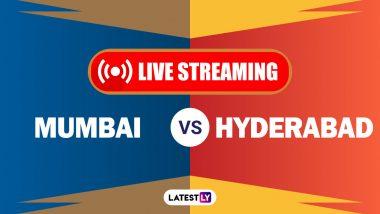MI vs SRH IPL 2021 Match 9 Live Streaming: मुंबई इंडियन्स आणि सनरायझर्स हैदराबाद यांच्यातील आयपीएल सामना लाईव्ह कधी आणि कुठे पाहणार? जाणून घ्या सर्वकाही