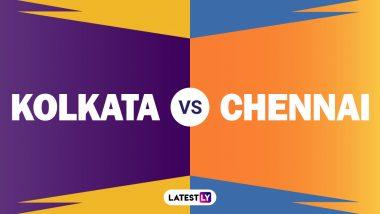 KKR vs CSK IPL 2021: चेन्नई विरोधातनाईट रायडर्सचा गोलंदाजीचा निर्णय, संघात झाले 2 बदल