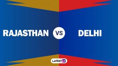 IPL 2021, DC vs RR: संजू सॅमसनने टॉस जिंकून दिल्लीला पहिले बॅटिंगचे दिले आमंत्रण, पाहा दोन्ही संघाचे 11 खेळाडू