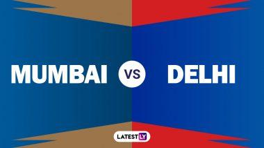 MI vs DC, IPL 2020: श्रेयस अय्यरने जिंकला टॉस, दिल्ली कॅपिटल्स करणार पहिले बॅटिंग; DCमध्ये अखेर अजिंक्य रहाणेचा समावेश