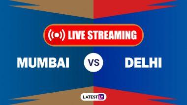MI vs DC, IPL 2020 Final Live Streaming: मुंबई इंडियन्स आणि दिल्ली कॅपिटल्स आयपीएल फायनललाईव्ह सामना व स्कोर पाहा Hotstar आणि Star Network वर