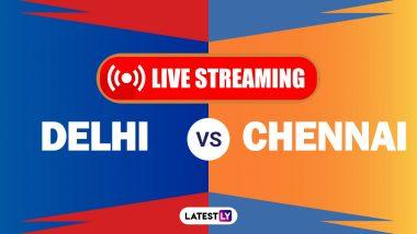 DC vs CSK, IPL 2020 Live Streaming:दिल्ली कॅपिटल्स आणि चेन्नई सुपर किंग्सयांच्यातील आयपीएल लाईव्ह सामना आणि स्कोर पाहा Hotstar आणि Star Network वर