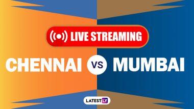 IPL 2021 CSK vs MI Live Streaming: मुंबई विरुद्ध चेन्नई सामन्याने दुसरा टप्प्याचे रणशिंग फुंकणार, Star Sports Network वर असे पाहा लाईव्ह प्रक्षेपण