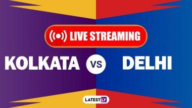 KKR vs DC, IPL 2020 Live Streaming: कोलकाता नाईट रायडर्स आणि दिल्ली कॅपिटल्स यांच्यातील आयपीएल लाईव्ह सामना आणि स्कोर पाहा Hotstar आणि Star Network वर