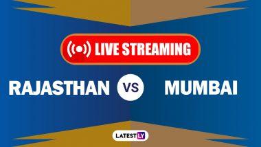 MI vs RR, IPL 2020 Live Streaming: राजस्थान रॉयल्स आणि मुंबई इंडियन्स यांच्यातीलआयपीएल लाईव्ह सामना आणि स्कोर पाहा Hotstar आणि Star Network वर