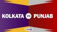 KKR Vs KXIP, IPL 2020 Live Streaming: कोलकाता नाईट राईडर्स विरुद्ध किंग्ज इलेव्हन पंजाब यांच्यातील आयपीएल लाईव्ह सामना आणि स्कोर पाहा Hotstar आणि Star Network वर