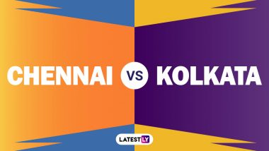 IPL 2021, CSK vs KKR: मॉर्गनने जिंकला टॉस, कोलकाताचीपहिले बॅटिंग; चेन्नईतब्रावोच्या जागी Sam Curran चा समावेश