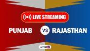 KXIP vs RR, IPL 2020 Live Streaming: किंग्स इलेव्हन पंजाब आणि राजस्थान रॉयल्स यांच्यातील आयपीएललाईव्ह सामना आणि स्कोर पाहा Hotstar आणि Star Network वर