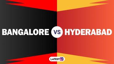 RCB vs SRH, IPL 2020: सनरायझर्स हैदराबादने टॉस जिंकून घेतला गोलंदाजीचा निर्णय, Playing XIमध्ये झाले 'हे' बदल