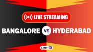 RCB vs SRH, IPL 2020 Live Streaming: रॉयल चॅलेंजर्स बेंगलोर आणिसनरायझर्स हैदराबाद यांच्यातील आयपीएल लाईव्ह सामना आणि स्कोर पाहा Hotstar आणि Star Network वर