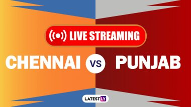 CSK vs KXIP, IPL 2020 Live Streaming: चेन्नई सुपरकिंग्स आणि किंग्स इलेव्हन पंजाबयांच्यातील आयपीएल लाईव्ह सामना आणि स्कोर पाहा Hotstar आणि Star Network वर
