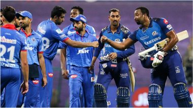 IPL 2020 Playoffs Scenario: अब आयेगा मजा! 3 प्ले ऑफ जागांसाठी 6 संघांमध्ये चुरशीची लढत, पाहा अंतिम-4ची समीकरणे