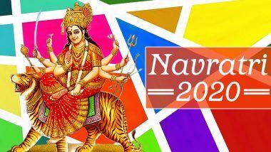 Navratri Colours 2020 Full Schedule: शारदीय नवरात्री नऊरंगांचं मराठी वेळापत्रक तारखेनुसार इथे पहा आणि मोफत डाऊनलोड करा PDF स्वरूपात!