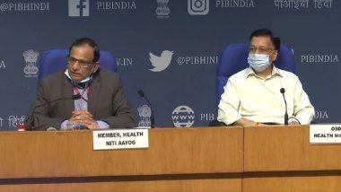 भारतात हिवाळ्यात कोविड-19 संसर्गाची दुसरी लाट येणार? पहा, काय म्हणाले नीती आयोगाचे सदस्य Dr. V. K. Paul