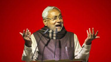 Bihar Assembly Election 2020: नीतीश कुमार यांचा नवा डाव, 'लोकसंख्येच्या आधारे आरक्षण द्या'; देशभर चर्चा