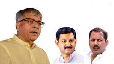 Maratha Reservation: मराठा आरक्षण मुद्द्यावरुन अॅड. प्रकाश आंबेडकर यांचा दोन्ही राजांवर निशाणा, 'बिनडोक' म्हणत एकचा उल्लेख