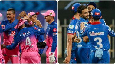 RR vs DC IPL 2021 Match 7: राजस्थान रॉयल्सचा टॉस जिंकून गोलंदाजीचा निर्णय,दोन्ही संघात झाले मोठे बदल, पहा Playing XI