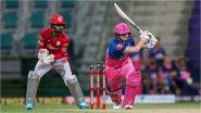 KXIP vs RR, IPL 2020: राजस्थानने रोखला पंजाबचा विजयी रथ, किंग्स इलेव्हनविरुद्ध रॉयल्सने7 विकेटने मिळवला दणदणीत विजय