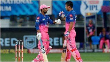 SRH vs RR, IPL 2020: राजस्थान रॉयल्सच्या मदतीला धावून आले राहुल तेवतिया-रियान पराग; SRHवर 5 विकेटने मात करत मोडली पराभवाची मालिका