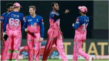 RR vs DC, IPL 2020:दिल्ली कॅपिटल्सची अती घाई!जोफ्रा आर्चरने घेतल्या 3 विकेट, DCचे विजयासाठी रॉयल्ससमोर 185 धावांचे आव्हान