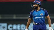 IPL 2020: मुंबई इंडियन्सच्या चाहत्यांसाठी मोठी बातमी; कर्णधार रोहित शर्मा आयपीएल मधून बाहेर होण्याची शक्यता